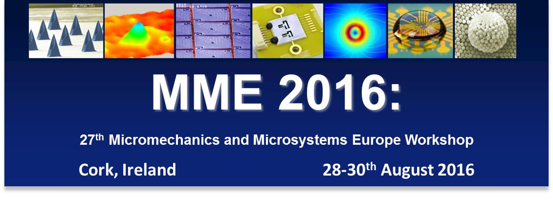 Intellisense micromechanics and microsystems europe workshop malvernweather Images